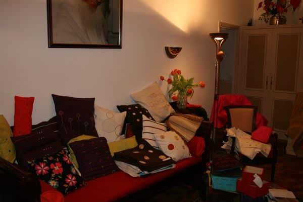 Caramiel linge de maison brod antananarivo et dans le for Annuaire decoration