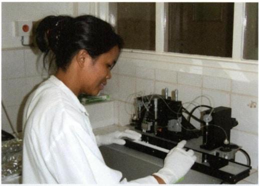Institut Pasteur de Madagascar Analyses médicales