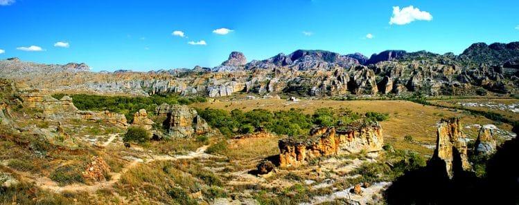 Madagascar National Parks, Isalo