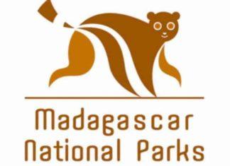 Logo Madagascar National Parks