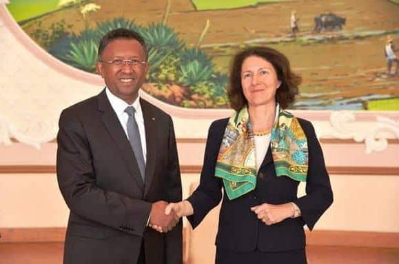 Ambassade de France Madagascar, Président