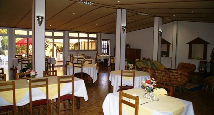 Auberge du Cheval Blanc, restaurant