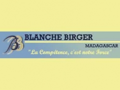 Blanche Birger, maintenance informatique à Madagascar