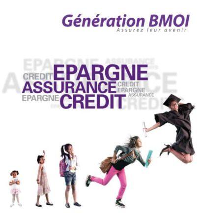 Publicité BMOI pour ses offres d'épargne