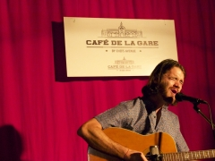 Concert au Café de la Gare