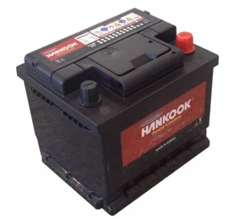 Design Auto Batterie Hankook