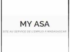 My Asa, le site des offres d'emploi dans tout Madagascar