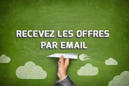 Emploi Madagascar, offres par email