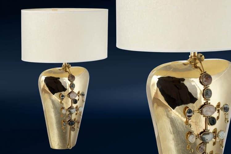 Lampes Ferronnerie d'Art