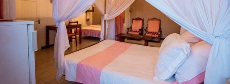 Chambre au Génération Hôtel