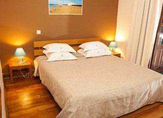 Hôtel Les 3 Métis, chambre confort