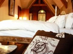 Chambre hôtel Lokanga