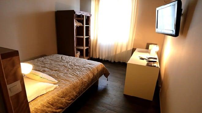 Chambre de l'Hôtel Neptune
