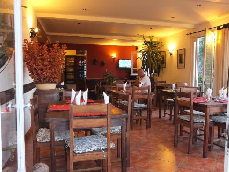 Hôtel Niaouly restaurant