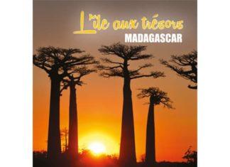 Ile aux trésors brochure touristique Madagascar