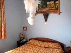 Chambre de l'Ivato hôtel