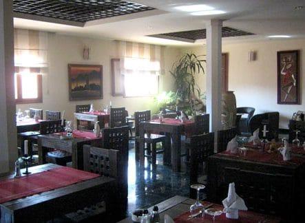 Ivato Hôtel, restaurant