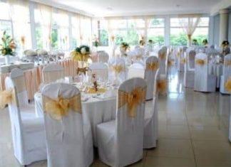 Les Colonnades, salle de mariage