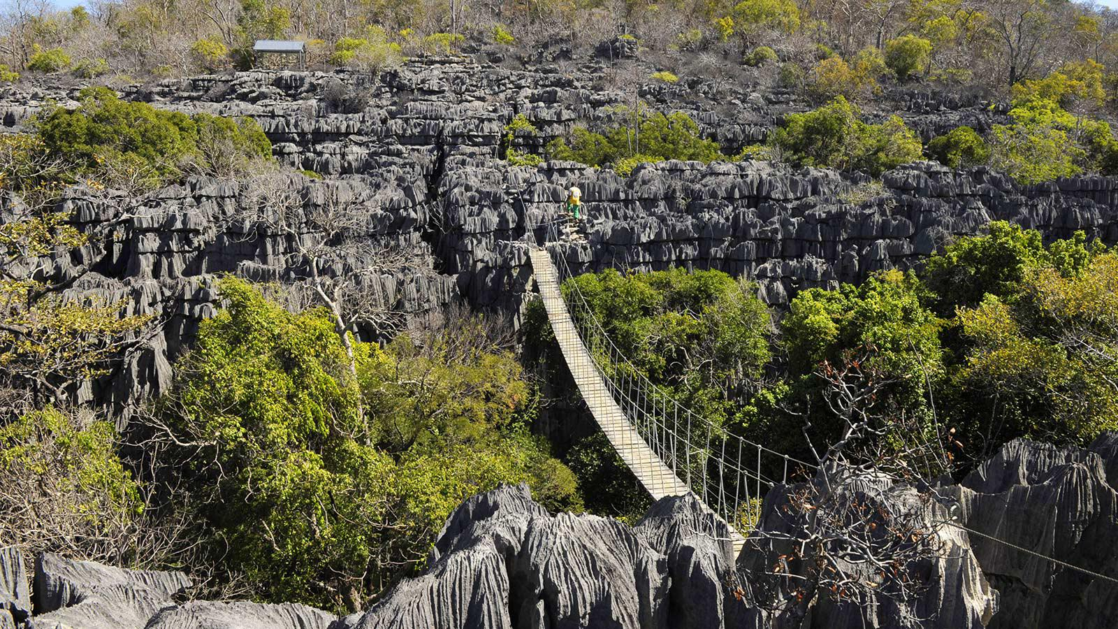Madagascar National Parks, Ankarana