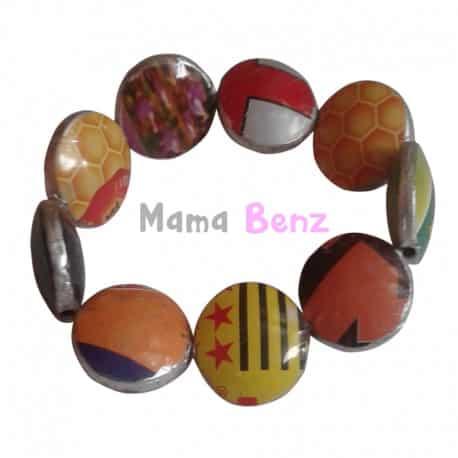 Mama Benz, bracelet bijouterie