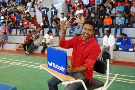 Ping-pong aux CJSOI, public
