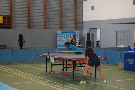 Ping-pong aux CJSOI : 3e place
