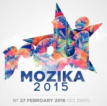 Annonce du RDJ Mozika de 2016