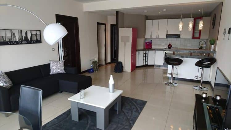 Appartement meublé chez Soft Immo