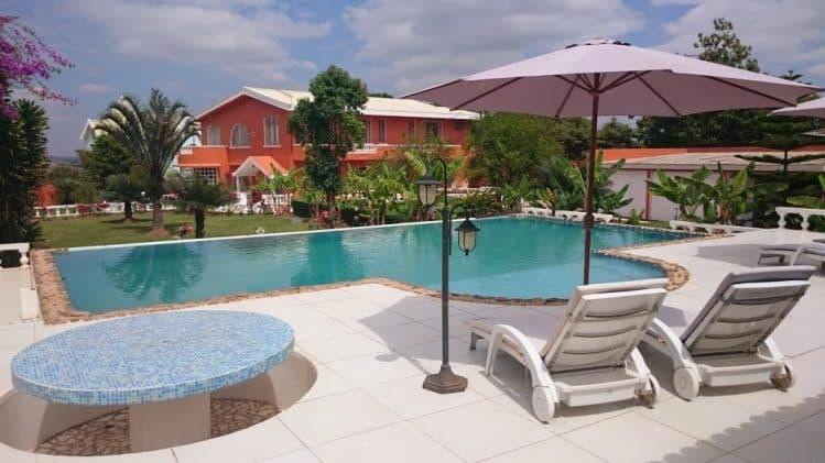 Villa avec piscine chez Soft Immo