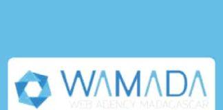 Wamada, création site web