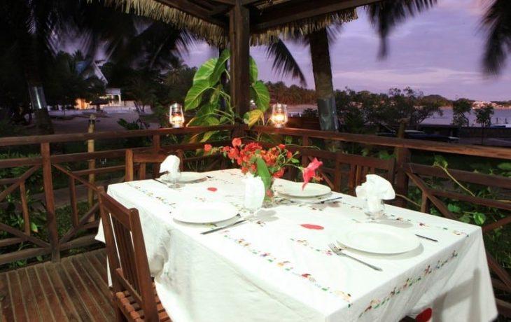 Restaurant du Ylang Hôtel