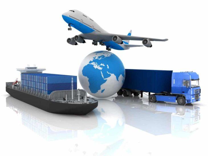 Transport maritime, aérien et terrestre chez AID
