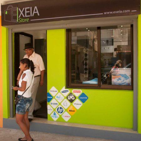 Boutique Exeia
