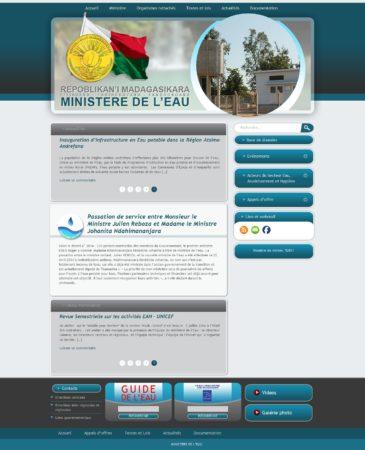 Tsingytech ministère malagasy eau