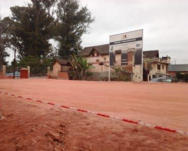 voie rapide Tsarasaotra Ivato