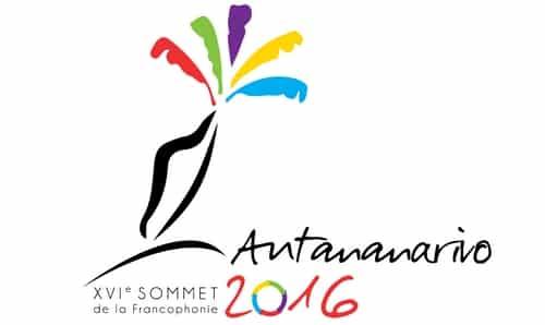 Village de la Francophonie 2016, logo