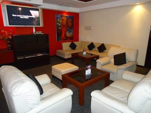 Lounge VIP chez Aeromarine