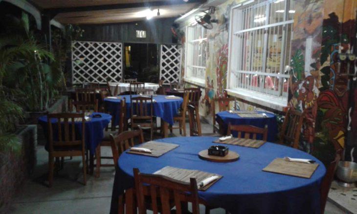 Bar Bacchus terrasse