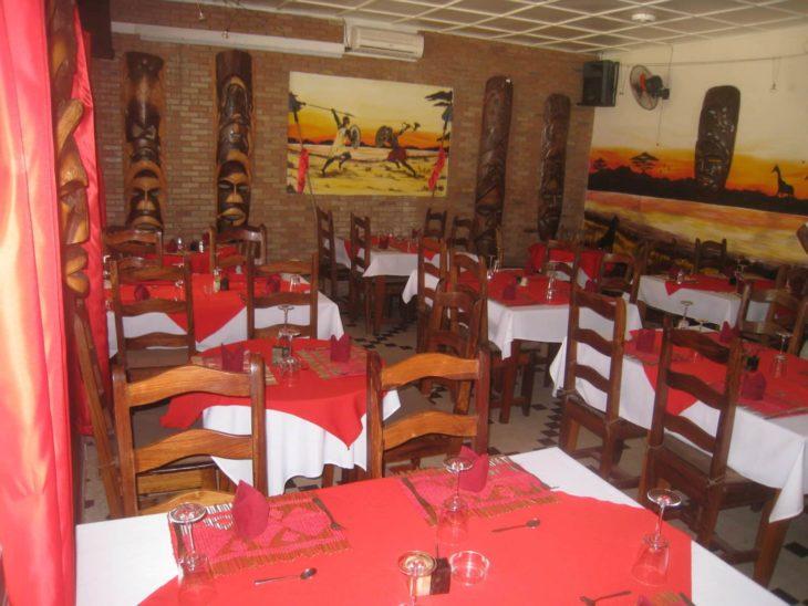 Salle du restaurant Bar Bacchus