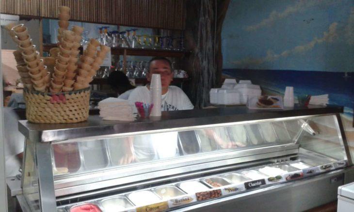 Bôlô, glaces italiennes