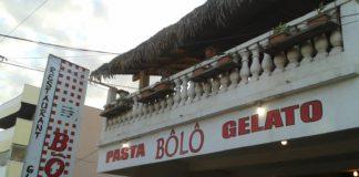 Bôlô, pasta e gelato à Majunga