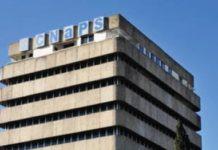 Immeuble de la CNaPS à Ampefiloha