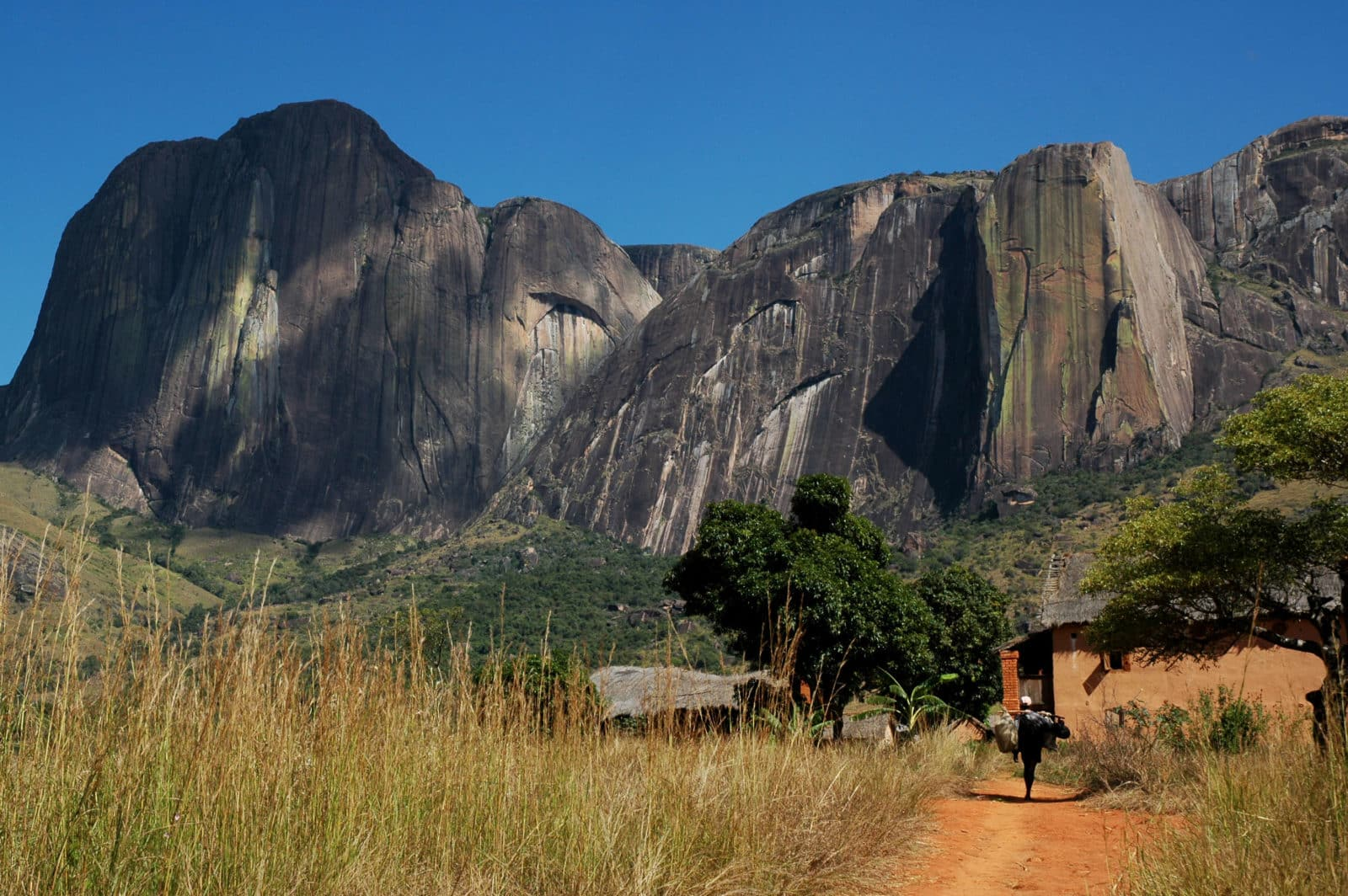 Détours Madagascar Andringitra