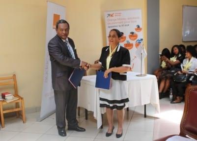 ESMIA Orange partenariat