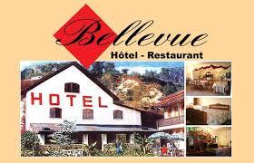 Hôtel Restaurant Bellevue, sur la route d'Ambohipo