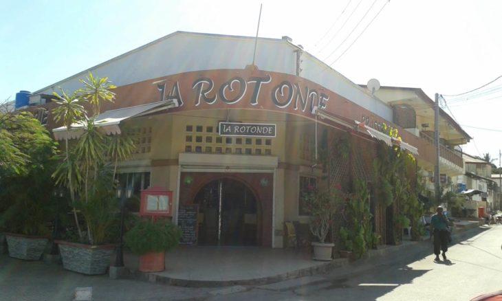 La Rotonde à Majunga