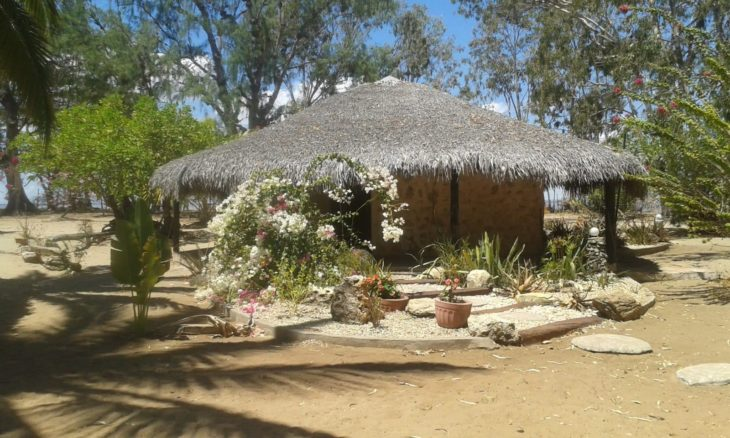 Madame Chabaud bungalow