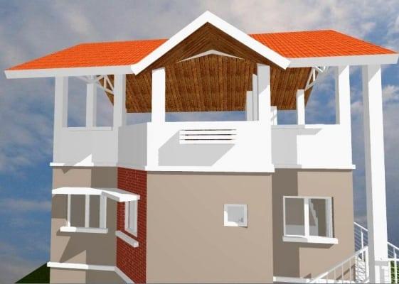 Mikaly Immobilier, Plan de villa