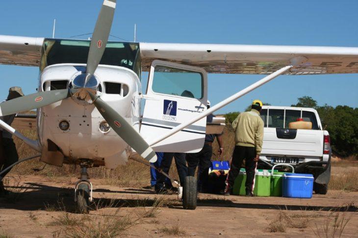 Cessna 206 dans la flotte MTA
