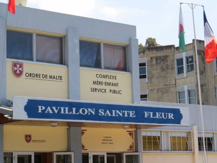 Pavillon Sainte Fleur Anosy